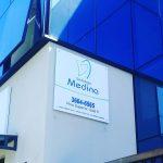 Placa Medina Odontologia